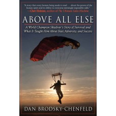 Above All Else Book