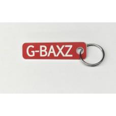 Customised Key Tag