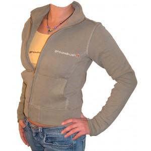 Groundrush Ladies Zip-thru Sweatshirt