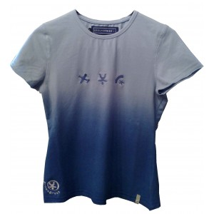 Groundrush Ladies Embroidered Tshirt
