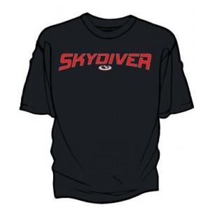 Opening Shock Skydiver Tshirt