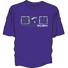 Groundrush Squares Tshirt