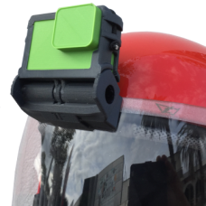 Zkulls Visor mount for Go Pro with frame